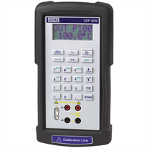 Temperature calibrator, model CEP3000